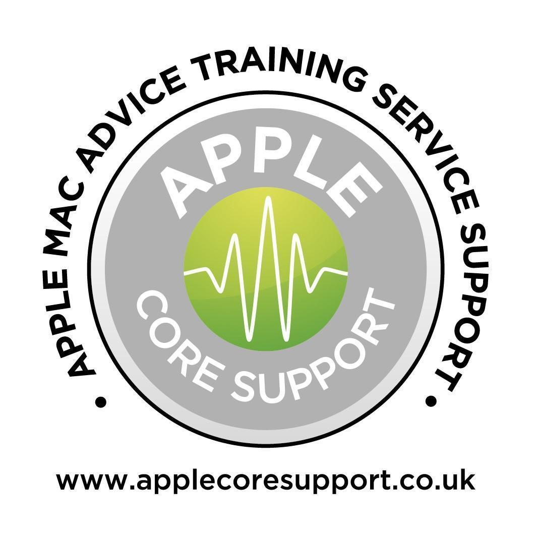 Apple Core Support Logo