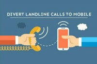 How to divert landline calls to a mobile